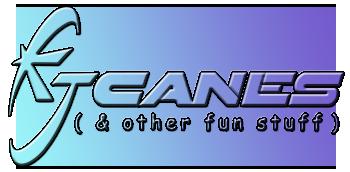 KJ Canes Logo
