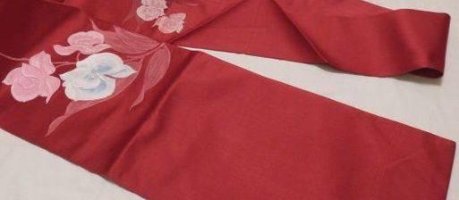 The Tortured Geisha vendor image - red obi