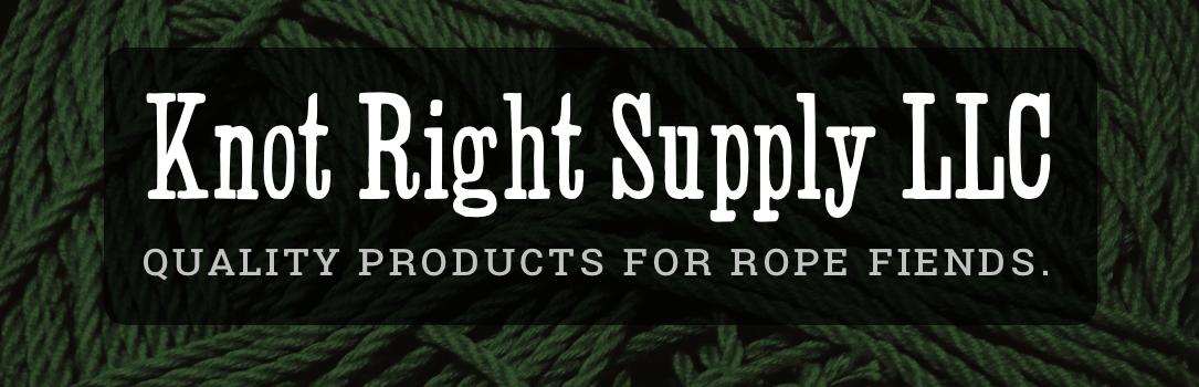 Knot Right Supply Logo